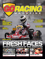 Goracing March 2015 cover